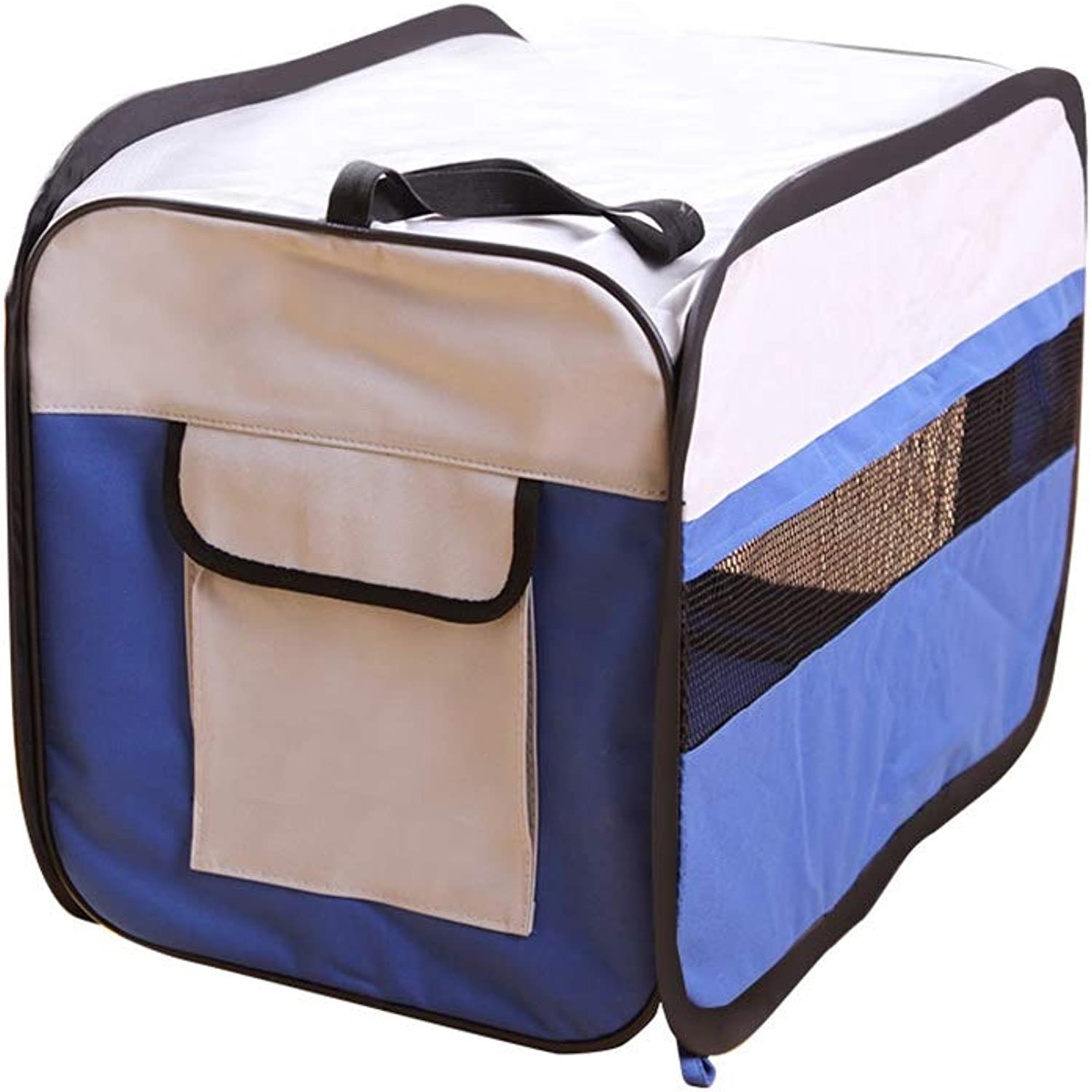 Pet fence Pet room Pet tent Foldable Portable type big space outdoor Travel Semiclosed Breathable Washable Car