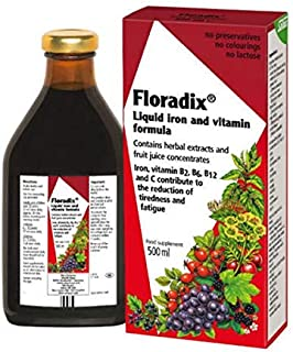 Floradix Liquid iron and vitamin formula - 500ml