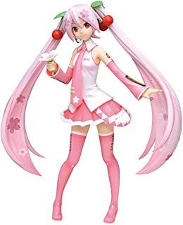 Sega Hatsune Miku Super Premium Action Figure Sakura Miku, 9