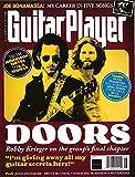 GUITAR PLAYER MAGAZINE - JUNE 2021 - DOORS