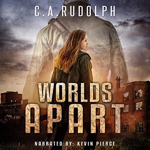 Worlds Apart audiobook cover art