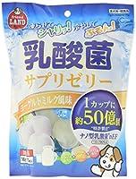 フレンドランド 犬用おやつ 乳酸菌サプリゼリー ヨーグルトミルク風味 16g×20個