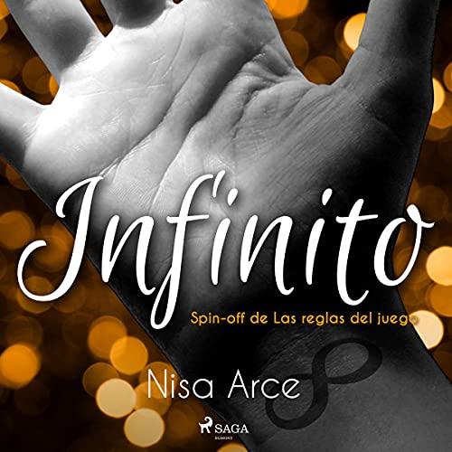 Diseño de la portada del título Infinito