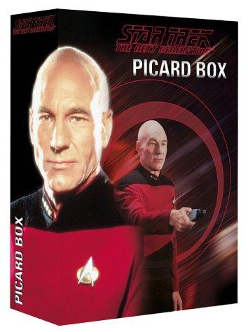 Star Trek - Picard Box [2 DVDs]