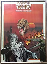 Dr Who - Invasion of the Dinosaurs Framed Poster