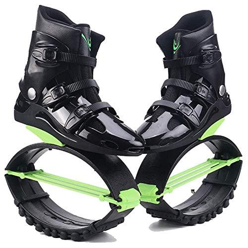 MILECN Zapatos para Saltar Saltarines,Saltos Chicas Calzado Deportivo Gravity Boots Bota De Rebote para Niños,XL