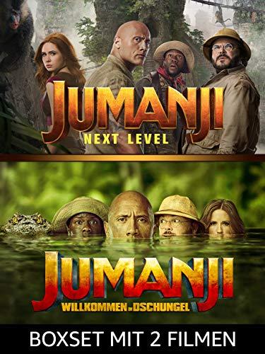 Jumanji - Das 2er Film-Boxset