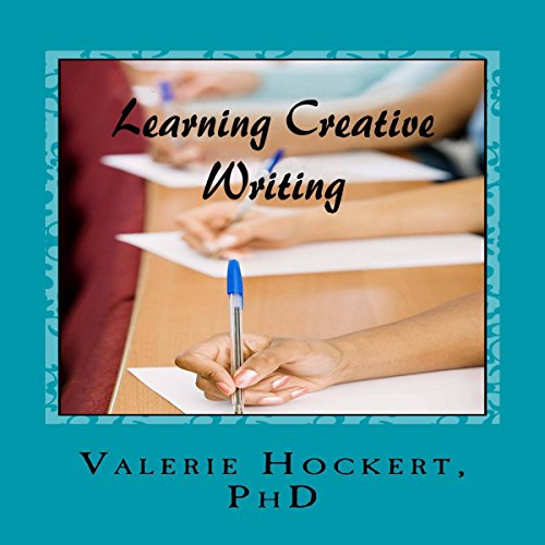 Learning Creative Writing audiobook cover art
