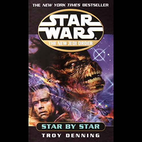 Page de couverture de Star Wars: New Jedi Order: Star by Star