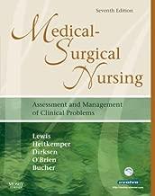Medical-Surgical Nursing (Single Volume): Assessment and Management of Clinical Problems (Medical-Surgical Nursing (Lewis) Single Vol)