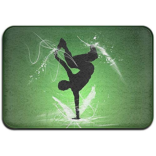 Joe-shop Tapijt Anti-slip Vlek Fade Resistant Deur Mat Hip Hop Action Outdoor Indoor Mat Room Tapijt