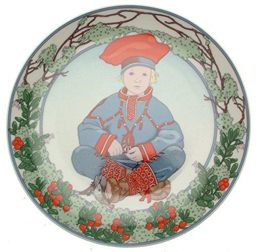 Unicef Heinrich Collector Teller Kinder der Welt Lappland–cp1139–Keine 7