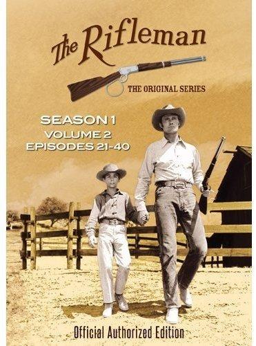 Rifleman, the - Season 01 Volume 02