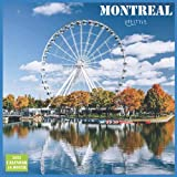 Montreal Lifestyle Calendar 2022: Official Canada City Montreal Calendar 2022, 16 Month Calendar 2022