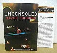 The Unconsoled by Kazuo Ishiguro 1995 *Uncorrected Advance Proof*