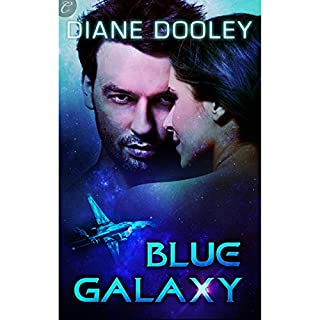 Blue Galaxy audiobook cover art