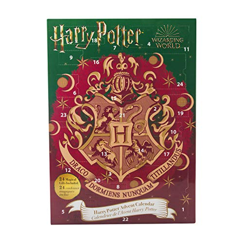 Cinereplicas Harry Potter Calendario de Adviento