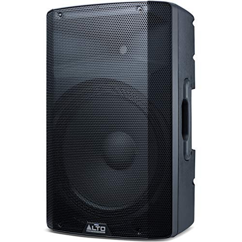 Alto Professional TX215 | 600-Watt 15-Inch 2-Way Powered Loudspeakers With Active Crossover, Performance-Driven Connectivity and Integrated Analogue Limiter