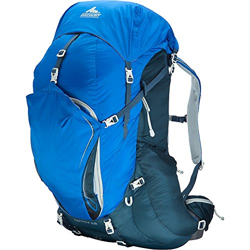 Gregory Mountain Products Contour 60 Backpack, Reflex Blue, Medium