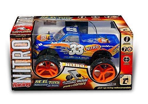 Bobine Toys Reeltoys2011 1 : 10 Échelle Nitro Pick-up modèle de Voiture