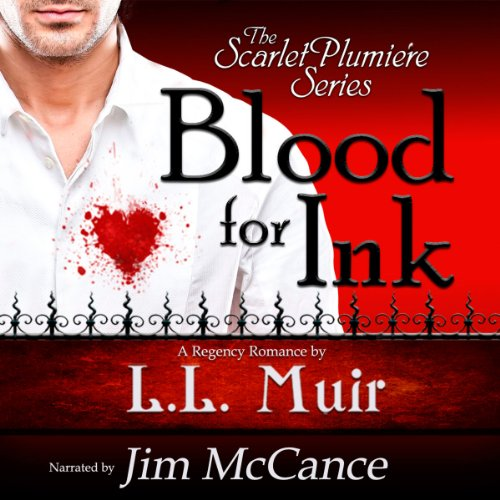 Blood for Ink audiobook cover art