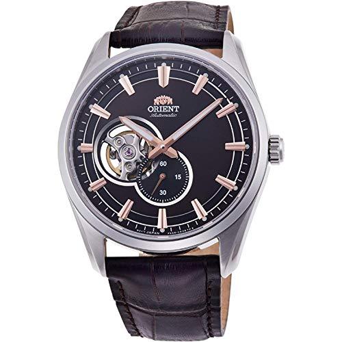 Orient Reloj Analógico para Unisex Adultos de Automático con Correa en Cuero RA-AR0005Y10B