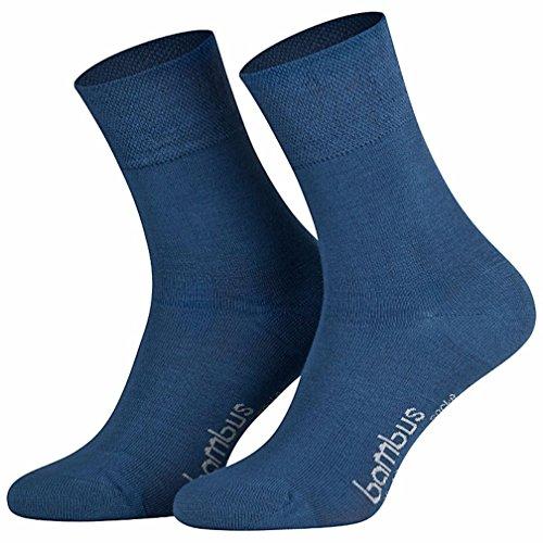 Wowerat Damen Herren Socken 12 Paar jeans 39-42.