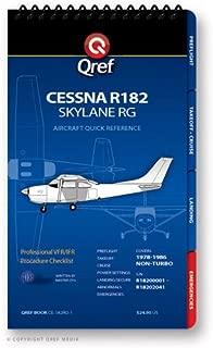Cessna R182 Skylane RG Qref Checklist Book