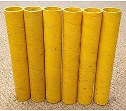 Fireworks Fiberglass Mortar Tubes 50ct Case 1.75