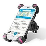 Supporto Bici Smartphone, Wrcibo Supporto Manubrio Universale Bici Moto porta Telefono per...