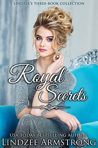 Royal Secrets Collection: 3-book...