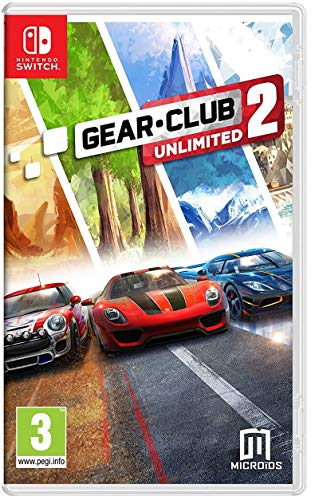 Gear.Club Unlimited 2 Nsw- Nintendo Switch