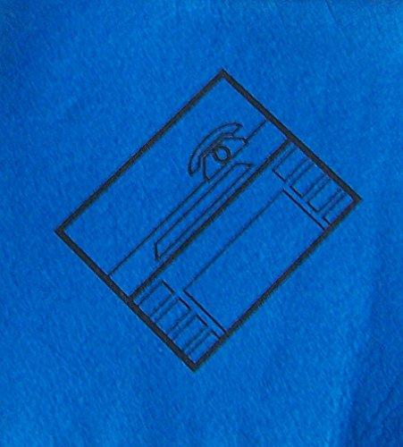 meiko PROFESSIONAL CLEANING Feuchtwischtuch hellblau 35 x 40 cm - Pikto BÜRO, 10 stück