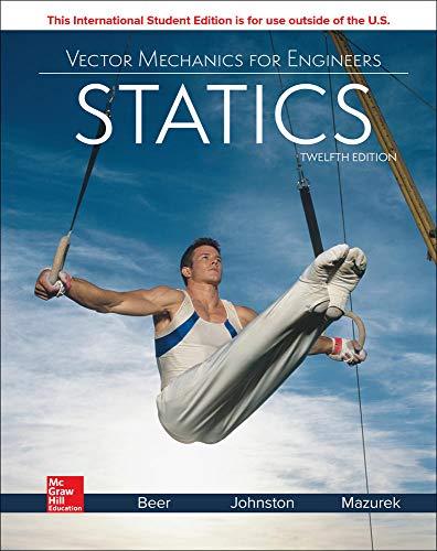 Vector Mechanics for Engineers. Statics