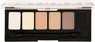 NYX Professional Makeup The Natural Shadow Palette, 0.21 Ounce