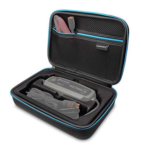 Supremery Tasche für CTEK MXS 5.0 Vollautomatisches Ladegerät Case Schutz-Hülle Etui Tragetasche