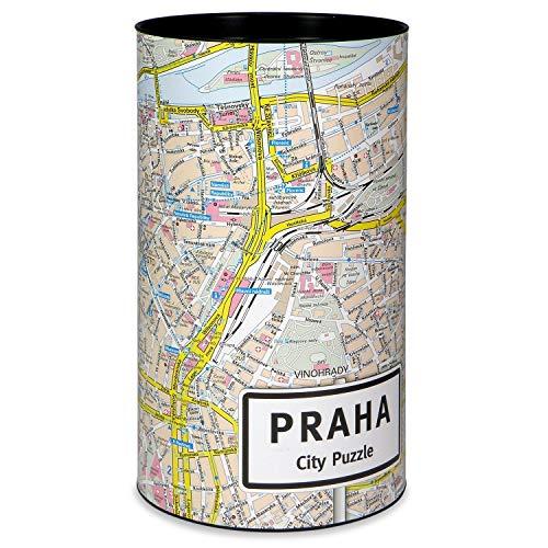 Extragoods City Puzzle Prag Praha Premium Puzzle Erwachsenenpuzzle Spiele Puzzle Städtepuzzle