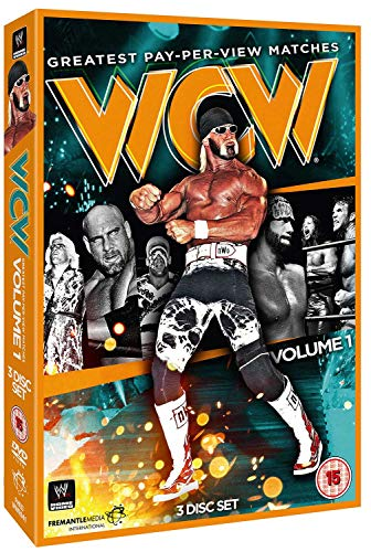 WWE: WCW's Greatest PPV Matches - Volume 1 [DVD] [UK Import]