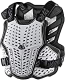 Troy Lee Designs Rockfight Chest Protector White size XLarge-2XLarge