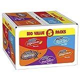 McVitie's Biscuit Barrel Box 5 Pack Biscuits 1450 g