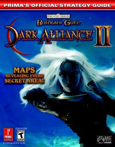 Baldurs Gate: Dark Alliance II - Official Strategy Guide