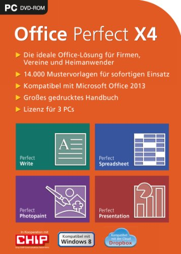 Office Perfect X4 [import allemand]