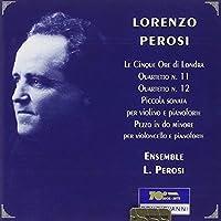 Quartetti Nn. 11-12/Piccola Sonata Per Violino E P