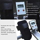 Rudergeräte hydraulisches for Zuhause Multifunktions-Ruder-Fitnessgeräte for den Innenbereich (Color : Black, Size : 115 * 90 * 66cm) - 6