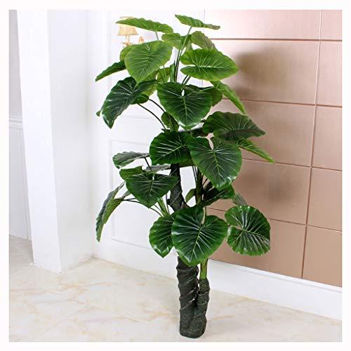 Hogar Planta Artificial Plantas Grandes árboles Artificiales, árbol Falso Bonsai Planta Artificial Interior/Exterior para Sala de Estar jardín balcón decoración Regalo árboles Artificiales