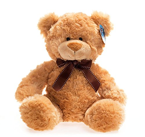 WILDREAM Teddy Bear Stuffed Animal,11 Inches Plush Bear