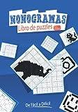 Nonogramas Libro de puzzles para adultos De fácil a difícil: Hanjie Picross Griddlers Libro de puzzles japoneses en español con soluciones | 57 ... | Genial regalo de navidad o de cumpleaños
