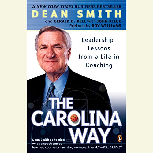 The Carolina Way audiobook cover art