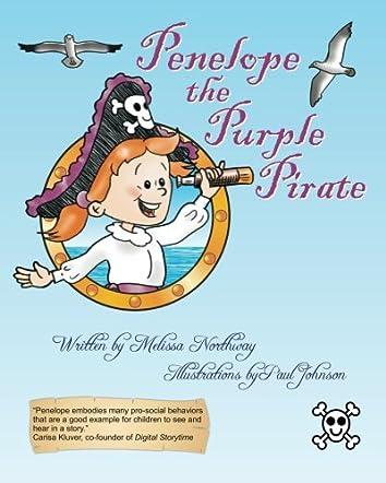 Penelope the Purple Pirate