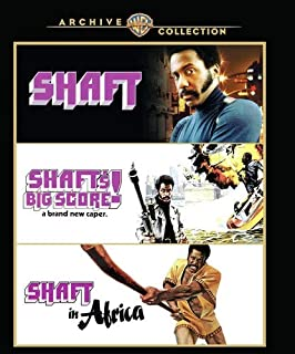 Shaft / Shaft's Big Score! / Shaft in Africa [Blu-ray]